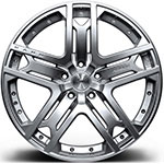 Kahn RS600 Silver 9 x R20. колесный диск Range Rover Sport 2010 - 2019, range rover 2009-2019, Land Rover Discovery 4, 5