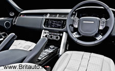 Фото салона автомобиля Range Rover 2013 All New от Kahn Design