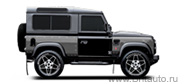 Kahn Land Rover Defender 90: тюнинг Land Rover Defender от Kahn Design.