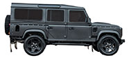 Kahn Land Rover Defender 110: тюнинг Land Rover Defender 110 от Kahn Design.