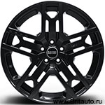 Диск колесный Kahn RS600 Satin Black R20 Range Rover 2013 - 2016