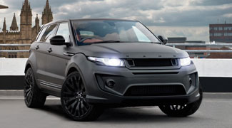 Тюнинг-пакет Range Rover Evoque Kahn LE Aerodynamic Body Kit: