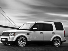 Kahn Land Rover Discovery 2010