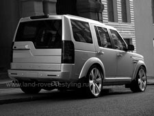 Land Rover Discovery Kahn Stage 2