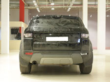 Тюнинг Evoque в Range Rover Evoque Kahn Signature Package