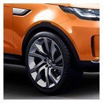 Land Rover Discovery 5, колесные диски