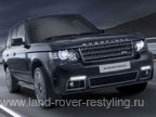 Overfinch Range Rover Obsidian GT