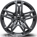 Kahn RS600 Matt Pearl Grey 9,5 x R22. Колесный диск Range Rover Sport 2010 - 2020, Range Rover 2013 - 2020