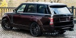 Kahn RS-2 cosworth 9,5 х R23 Gloss Black, колесный диск range rover sport 2014 - 2019 и range rover 2013-2019.