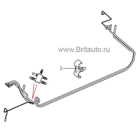 Топливная система схема ленд ровер фрилендер