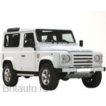 Land Rover Defender запчасти